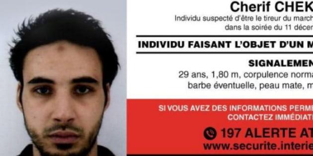 Cherif Chekatt, il killer di Strasburgo, è stato ucciso dall