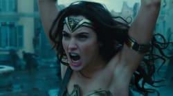 Les aisselles de Wonder Woman font