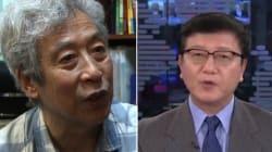Cet intellectuel chinois a été arrêté en plein direct avec une télévision