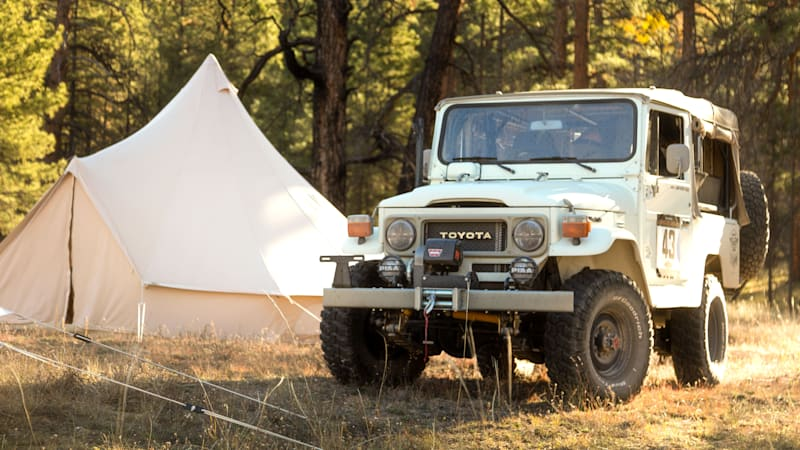 FJ Company's FJ40 is the Toyota Land Cruiser you really want