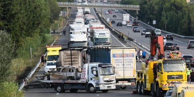 Le nombre de morts sur les routes en baisse en juillet, premier mois du le passage à 80 km/h
