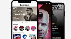 Luminary, la plateforme de podcasts à 100 M$, veut révolutionner le