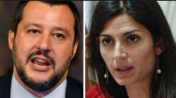DOPO LA RUSPA È TORNATO TUTTO COME PRIMA - Ex Penicillina rioccupata a Roma, Raggi e Salvini si scaricano le responsabilità (...
