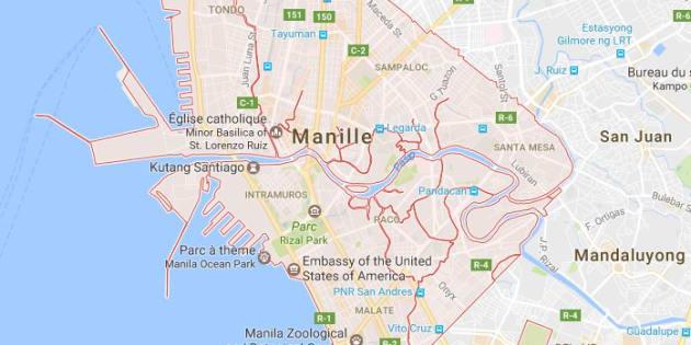 Coup de feu dans un hôtel à Manille, Daech revendique un attentat