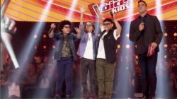 Arthur, Bruno e João arrebentaram com 'I Want You Back', de Michael Jackson, no 'The Voice