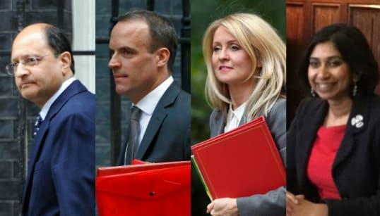 Quatre ministres de Theresa May démissionnent après l'accord sur le