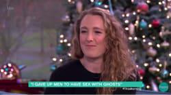 「20体の幽霊とセックスした」と語る女性。今の夢は、幽霊の子を宿すこと。