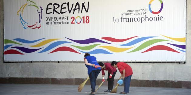 Sommet de la francophonie à Erevan: Pourquoi l'Arménie, la Roumanie et le Liban sont des pays francophones