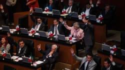 La primera iniciativa de Morena en el Senado está dedicada a gays y