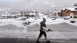 Une avalanche emporte une dizaine de randonneurs en
