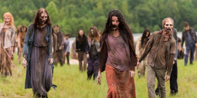 """L'épisode 10 de la saison 7 de """"The Walking Dead"""" a été diffusé dimanche 19 février sur AMC."""