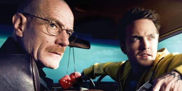 """L'univers de """"Breaking Bad"""" va faire son retour dans un film de deux heures."""