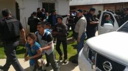 Rescatan a 22 migrantes secuestrados en