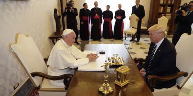 La presidenza Usa da gennaio è teologicamente e moralmente sede vacante