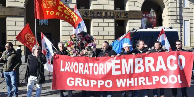 TORINO - Embraco: incontro in Regione; azienda sorda agli appelli