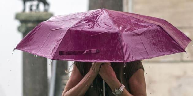 Siccità: torna la pioggia a Roma dopo tre mesi a secco