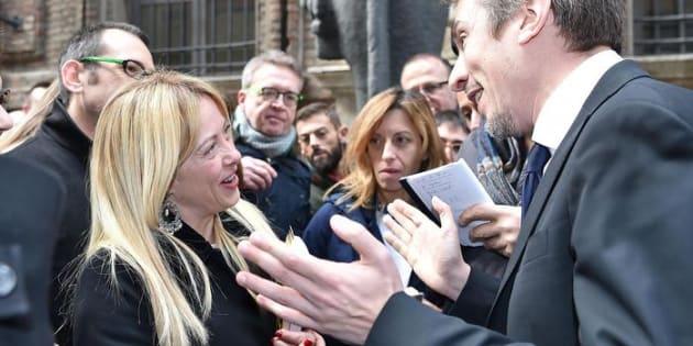 Christian Greco asfalta Giorgia Meloni: