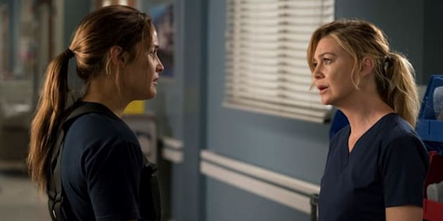 Grey's Anatomy: svelato chi è il personaggio interpretato da Bethany Joy Lenz
