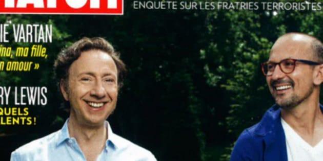 Stéphane Bern présente le nouvel homme de sa vie