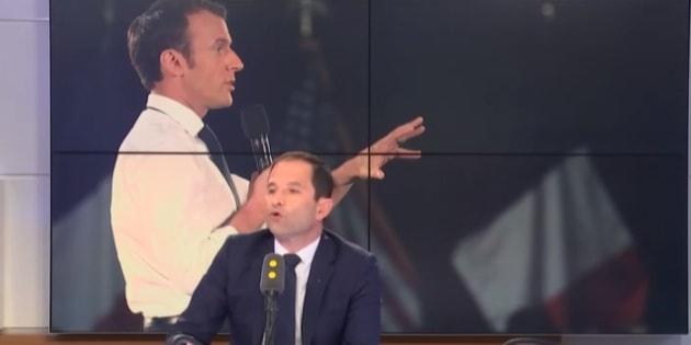 """Faure et Hamon accusent à leur tour Macron de """"radicaliser"""" la société"""