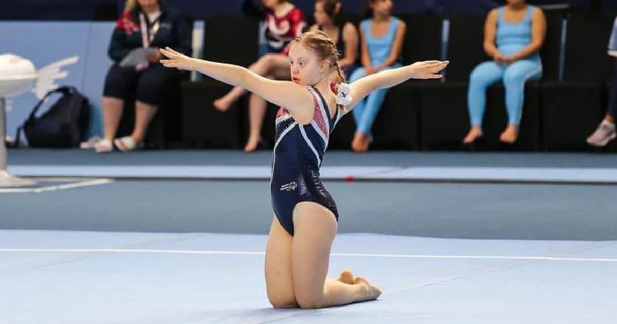 Veronica Paccagnella, la campionessa-guerriera con sindrome di Down trionfatrice agli Special Olympics
