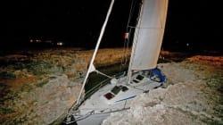 Arianna, 12 anni, salva la famiglia dal naufragio guidando i soccorsi della Guardia