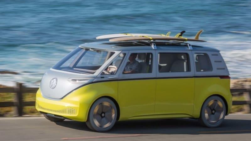 Volkswagen wants to build I.D. Buzz, Crozz in the U.S.