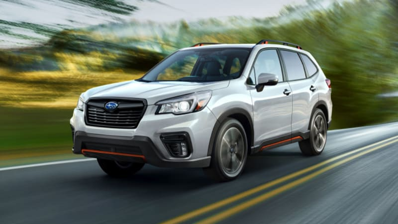 2019 Subaru Forester priced at $25,270