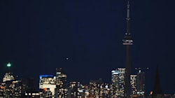 Toronto's Biggest Symbols Went Dark To Reflect Just How The City Is