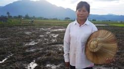 Esta mujer sacrificó su cosecha para rescatar a los 12 niños de