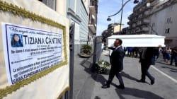 Tiziana Cantone, un 8 marzo in sua
