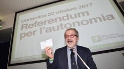 Lombardia, per la macchina del referendum spesi 50 milioni di euro: ma il mattino dopo ancora mancano i dati