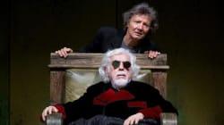 Con il Samuel Beckett di Glauco Mauri in palcoscenico la farsa diventa