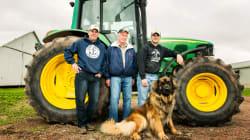 How This Farm In Nova Scotia Is Making 'Greener'