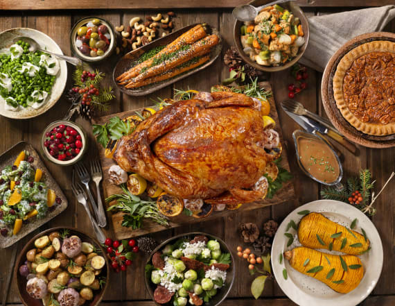 How to make Thanksgiving dinner in under 2 hours