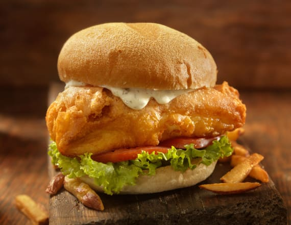 The secret lurking in fast-food fish sandwiches