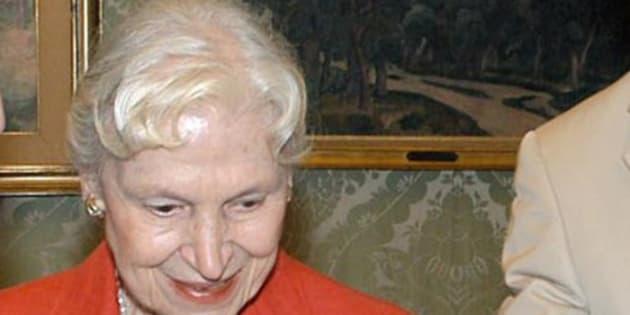 Morta Letizia Laurenti, moglie di Enrico Berlinguer
