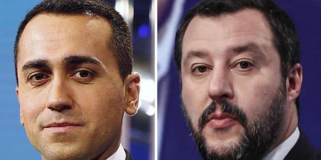 Salvini, Lega da sola al Colle. Di Maio: