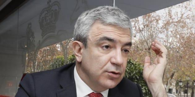 El responsable económico de Ciudadanos, Luis Garicano. EFE