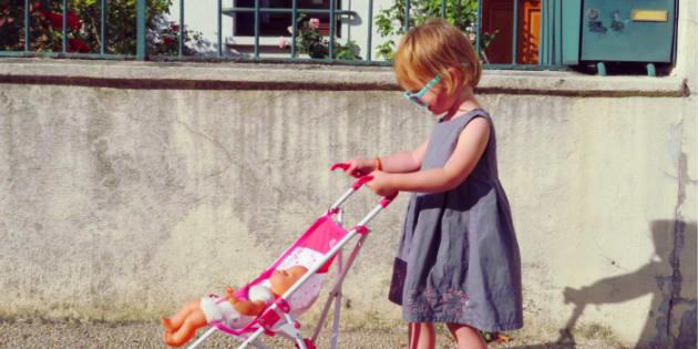 Pour ma fille, j'apprends à ne plus cacher que nous sommes une famille homoparentale.