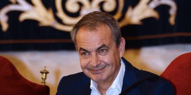 El expresidente del Gobierno José Luis Rodríguez Zapatero. EFE