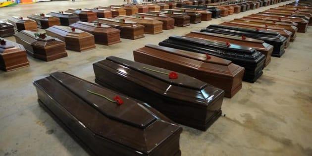 La tragedia di Lampedusa del 2013: ricordate le 368 vittime del Mediterraneo