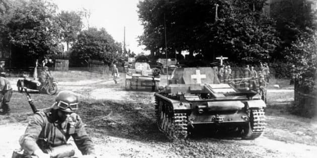 Invasión alemana de Polonia durante la Segunda Guerra Mundial.