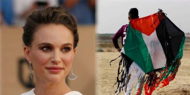 Israele è più preoccupata dall'oltraggio di Natalie Portman