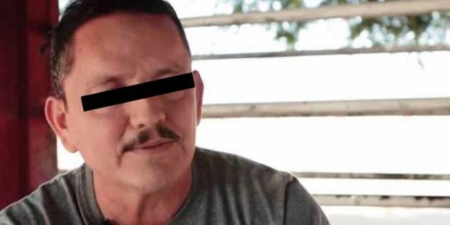 Apenas el domingo pasado, elementos de la Semar lo habían detenido en Michoacán.