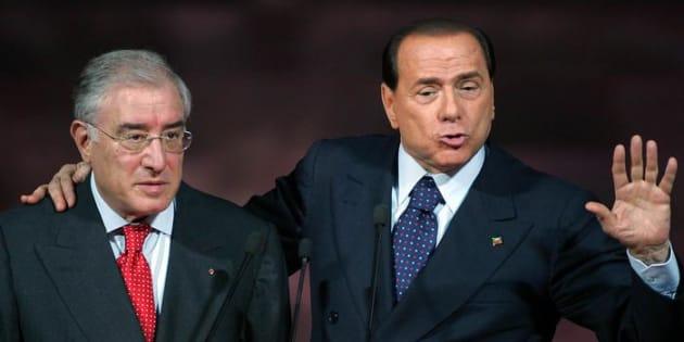 Silvio Berlusconi e Marcello Dell'Utri