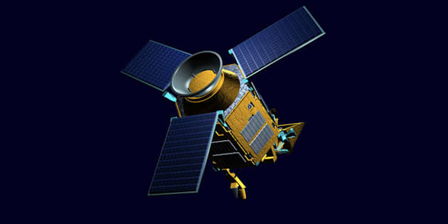 Le satellite Sentinel 5P