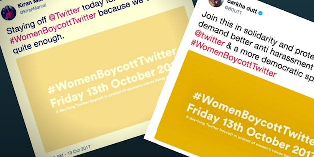 Twitter promises 'new rules' after women hold day-long boycott