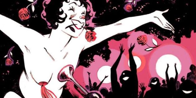 Instant BD #2 : Betty Boob & Alice aux pays des merveilles
