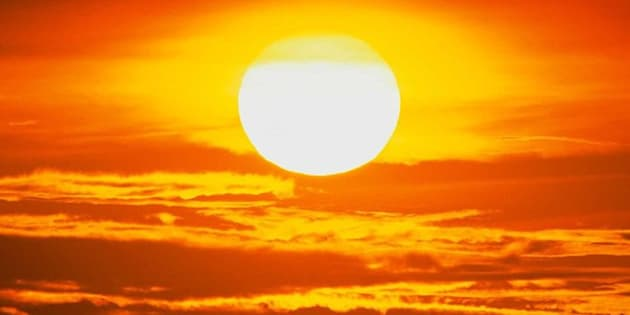 La onda de calor afecta a gran parte del país.